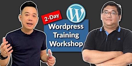 2-Day Wordpress Training Workshop tickets