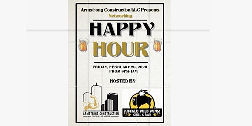 "Armstrong Construction ""Networking Happy Hour"""