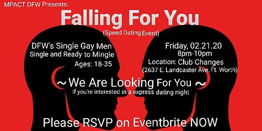 Falling For You (Speed Dating Event)