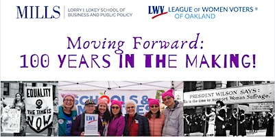 Moving Forward: 100-Years in the Making