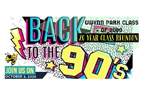 "Gwynn Park ""00"" Class Reunion"