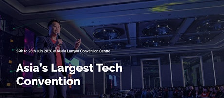 Adapt Convention : Asia's Largest Tech Convention tickets