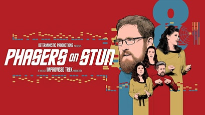 Phasers on Stun: The Mystery Station tickets
