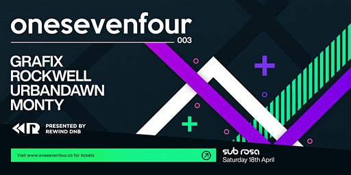Rewind presents: onesevenfour 003 - Brisbane
