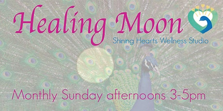 Healing Moon in March tickets