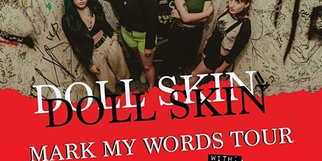 Doll Skin (Spokane) tickets