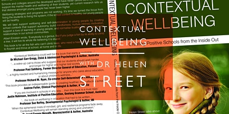 Contextual Wellbeing with Dr Helen Street tickets