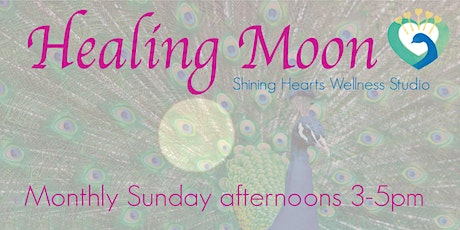 Healing Moon in May tickets