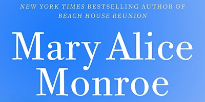 NYT Bestselling Author Mary Alice Monroe Debuts & Signs  On Ocean Boulevard