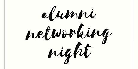 ANN Alumni Networking Night tickets