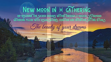Nature Healing Circles: New moon in Pisces