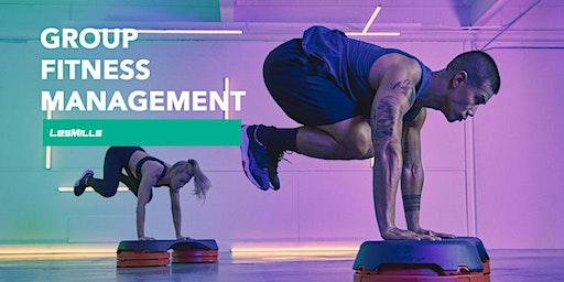 Group Fitness Management Workshop - DUBAI