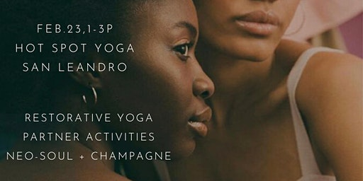 De-stress and Connect: Yoga + Neo-soul