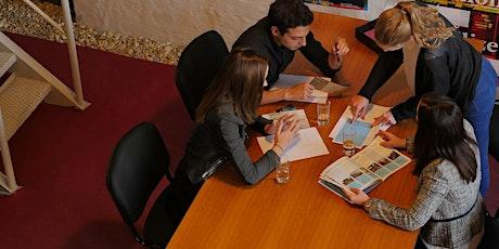 Schnupper-Workshop am Open Day: Projektmanagement im Musikbusiness Tickets