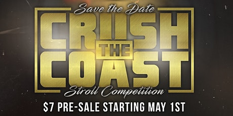 Crush the Coast 2020 tickets