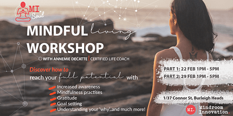 Mindful Living Workshop tickets
