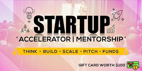 Startup Mentorship Event bilhetes