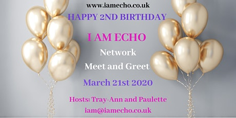 I AM ECHO Meet and Greet tickets