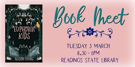 EUPHORIA KIDS Book Meet tickets