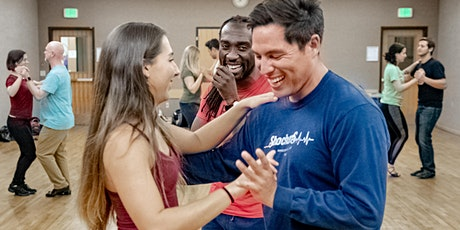 Free Salsa and Bachata Class tickets