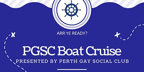 PGSC Boat Cruise tickets