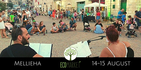 Eco Market August - Mellieha Square (CANCELLED) tickets