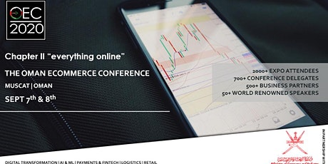 The Oman eCommerce Conference – OEC 2020 Chapter-2 tickets