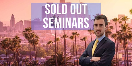 Sold Out Seminars LA: Fast Track Your Business With Speaking! tickets