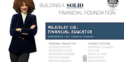 Workshops: Personal Finance & Entrepreneurship