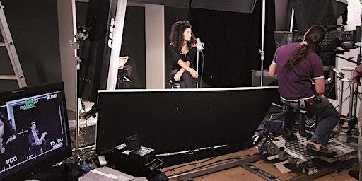 Schnupper-Workshop am Open Day: Kamera - Light - Action!