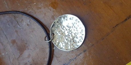 2020 Silversmithing: Make a Pendant or earrings tickets