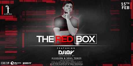 The Red Box  tickets