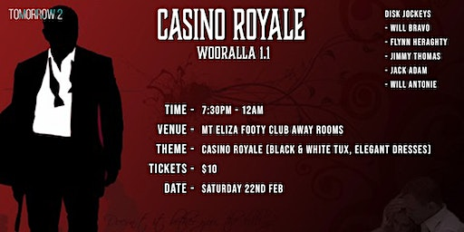 Casino Royale - Wooralla 1.1