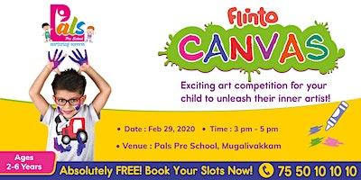 Flinto Canvas @ Pals Preschool, Mugalivakkam