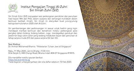 Siri Ilmiah Zuhri (SIZ) tickets