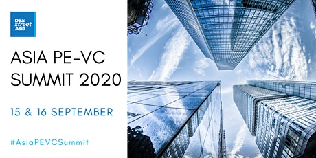 Asia PE-VC Summit 2020 tickets