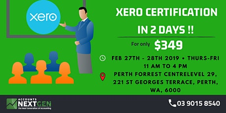 Become a XERO Certified Advisor in TWO DAYS! tickets