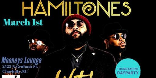 The Hamiltones (Official Album Release Party) TournamentSunday/March1st