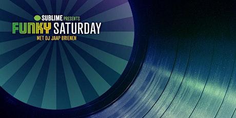Sublime Funky Saturday in Nieuwegein (Utrecht) 26-09-2020 tickets