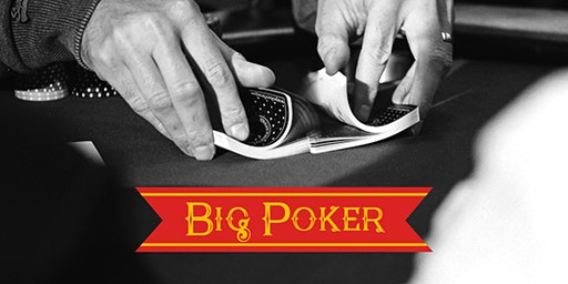 Carbon's Annual Big Poker Night!