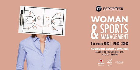 WOMAN & SPORTS MANAGEMENT entradas
