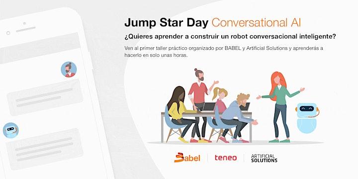 Imagen de Jump Start Day: Conversational AI