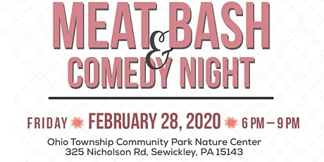 Meat Bash and Comedy Night tickets