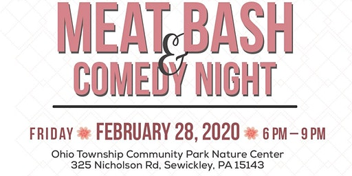 Meat Bash and Comedy Night