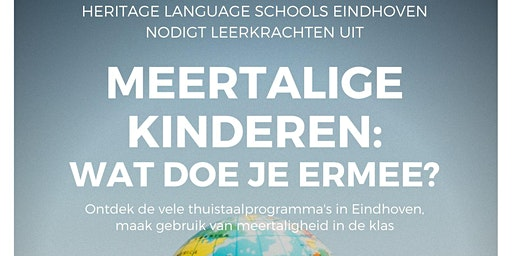 Symposium HLSE: Meertalige kinderen: wat doe je er mee?