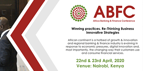 Annual Africa banking & Finance Conference tickets