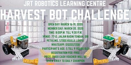 Harvest Bot Challenge 2020/03/16 tickets