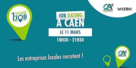 Job Dating Caen : décrochez un emploi dans votre région ! tickets
