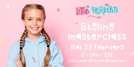 Little Herberts Styling Masterclass - FIRST ONE OF 2020! tickets