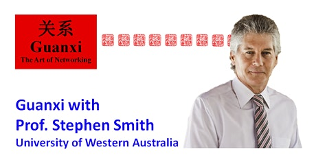Guanxi with Prof. Stephen Smith tickets